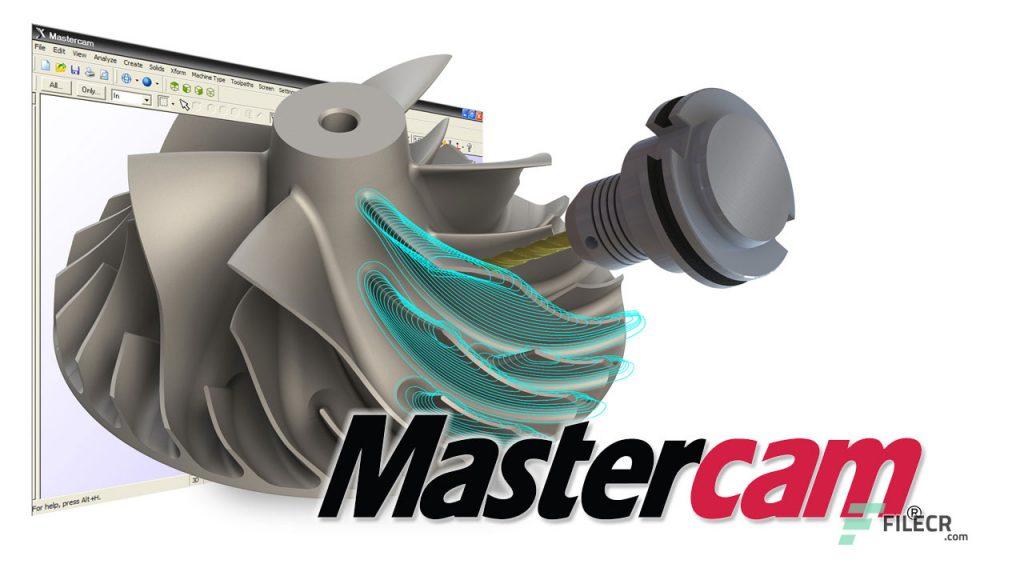 programmation Mastercam